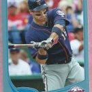 2013 Topps Baseball Wal Mart Blue Josh Willingham Minnesota Twins # 216