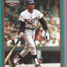 2003 Fleer Fall Classic Rod Carew Minnesota Twins Angels # 1