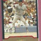 2004 Bowman Gold Jamie Moyer Seattle Mariners # 45