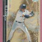 2001 Upper Deck Black Diamond Ryan Klesko San Diego Padres # 75 / 1000