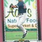 2002 Upper Deck Plus Manny Ramirez Boston Red Sox # UD23  / 1125