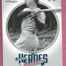 2002 Upper Deck Heroes Of Baseball Joe Dimaggio New York Yankees # HJD6