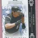 2008 Topps Moments & Milestones Matt Holliday # 124    89/150