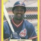 1987 Classic Games Yellow Joe Carter Cleveland Indians # 127