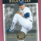2001 Upper Deck Hall Of Famers Nolan Ryan Texas Rangers # 33