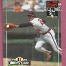 1995 Jimmy Dean All Time Greats Rod Carew Twins Angels Oddball Card
