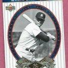 2002 Upper Deck World Series Heroes Mickey Mantle New York Yankees # 74