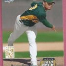 2010 Upper Deck Henry Rodriguez Oakland A's Rookie # 38