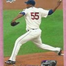 2010 Upper Deck Fausto Carmona Cleveland Indians # 169
