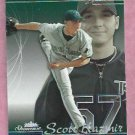 2005 Fleer Showcase Scott Kazmir Tampa Bay Rays # 106