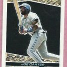 1993 Topps Black Gold Joe Carter Toronto Blue Jays # 26