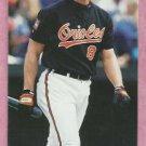 1994 Fleer Extra Bases Cal Ripken Jr Baltimore Orioles # 12 Oddball