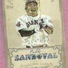 2013 Topps Baseball Calling Card Pablo Sandoval San Francisco Giants # CC14