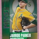 2013 Topps Baseball Chasing The Dream Jarrod Parker Oakland A's # CD-21