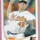 2013 Topps Baseball Dylan Bundy Baltimore Orioles # 78 Rookie