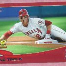 2013 Topps Baseball Target Red Mike Trout Angels # 27