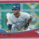 2013 Topps Baseball Target Red Jose Reyes Toronto Blue Jays # 331