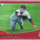 2013 Topps Baseball Target Red Shin Soo Choo Cleveland Indians # 17