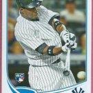 2013 Topps Baseball Melky Mesa New York Yankees # 231 Rookie