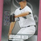 2013 Topps Baseball Chasing The Dream Addison Reed Chicago White Sox # CD-17