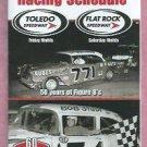 2012 ARCA Toledo Flatrock Speedway Pocket Racing Schedule
