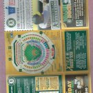 2010 Oakland A's Pocket Schedule