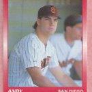 1989 Star Andy Benes San Diego Padres # 111 Rookie
