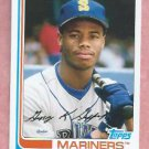 2013 Topps Archives Ken Griffey Jr Seattle Mariners Reds # 92
