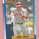 2013 Topps Archives Mike Trout Angels # 200