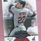 2013 Topps Baseball Series 2 Making Their Mark Jason Kipnis Cleveland Indians # MM-4