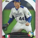 2013 Topps World Baseball Classic Anthony Rizzo Chicago Cubs # WBC-2