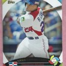 2013 Topps World Baseball Classic Robinson Cano New York Yankees # WBC-4