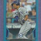 2013 Bowman Blue Desmond Jennings Tampa Bay Rays # 111 #D/ 500