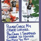 2013 Play 60 Joe Thomas Clevend Browns Oddball Football Card