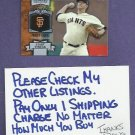 2013 Topps Series 2 Matt Cain Chasing History San Francisco Giants # CH-95