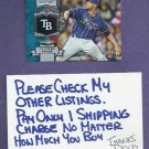 2013 Topps Series 2 David Price Chasing History Tampa Bay Rays # CH-61