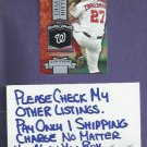 2013 Topps Series 2 Jordan Zimmerman Chasing History Washington Nationals # CH-63