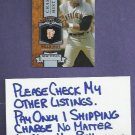 2013 Topps Series 2 Willie Mays Chasing History San Francisco Giants # CH-83