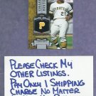 2013 Topps Roberto Clemente Chasing History Pittsburgh Pirates # CH-2