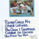 2013 Topps Wal Mart Blue Chris Davis Baltimore Orioles # 119
