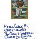 2013 Bowman Gold Chris Davis Baltimore Orioles # 65