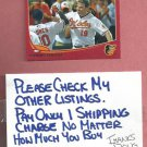 2013 Topps Target Red Chris Davis Baltimore Orioles # 119