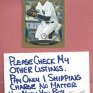 2013 Bowman Gold Alex Rodriguez New York Yankees # 45