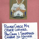 2013 Bowman Gold Ryan Wheeler Colorado Rockies # 43