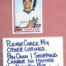 2013 Topps Archives Robinson Cano New York Yankees # 60