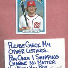 2013 Topps Archives Jayson Werth Washington Nationals # 26