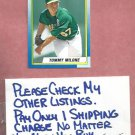 2013 Topps Archives Tommy Milone Oakland A's # 179