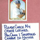 2013 Topps Archives Ben Zobrist Tampa Bay Rays # 24