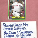 2013 Topps Archives David Ortiz Boston Red Sox # 153