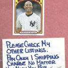 2013 Topps Archives Mariano Rivera New York Yankees # 42